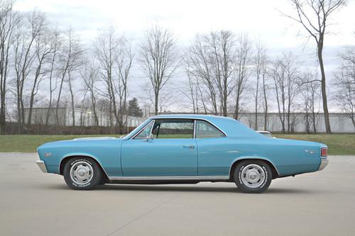 Buick Skylark 1964-1967 Street Grip Performance Suspension - Ridetech Part# 11235010