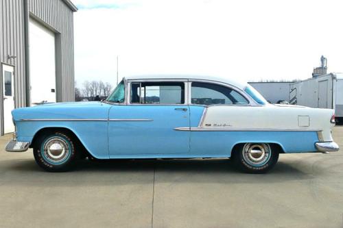 Chevrolet 210, 150 1955-1957 Street Grip Performance Suspension - Ridetech Part# 11015010