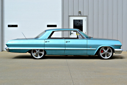 Chevrolet Impala 1958-1964 Street Grip Performance Suspension - Ridetech Part# 11055010