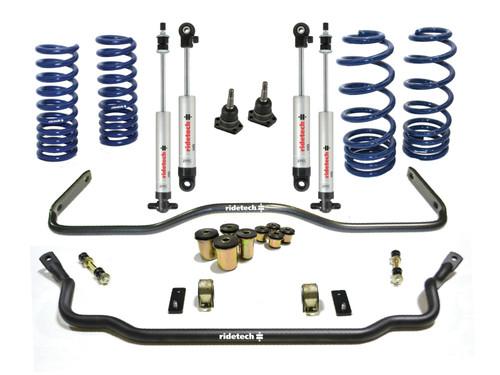 Chevrolet Chevelle Street Grip Performance Suspension - Ridetech Part# 11235010