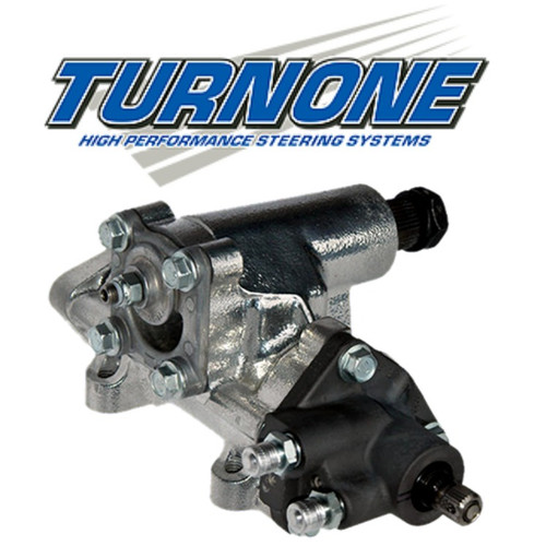Turn One 12.7:1 600 Series Steering Box - Ridetech Part# 11009560