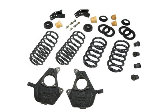 """Chevrolet Avalanche 2007-2013 Belltech 3"""" or 4""""/3"""" or 4"""" Lowering Kit"""