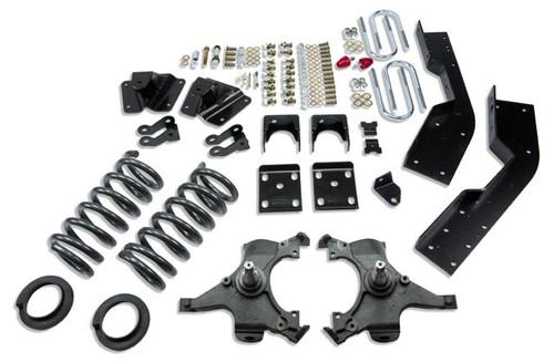 """Chevrolet Suburban 1992-1994 4"""" or 5""""/7"""" Belltech Lowering Kit"""