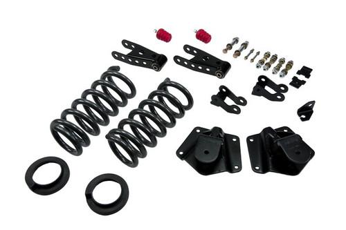 """Chevrolet Tahoe 1995-1999 2-3""""/4"""" Belltech Lowering Kit"""