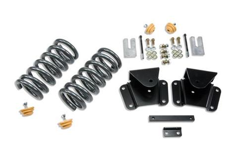 """Dodge Dakota R/T 1997-2004 1""""/2"""" Belltech Lowering Kit"""