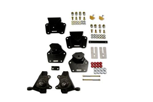"""Dodge Dakota 1991-1996 (V8 Only) 2""""/4"""" Belltech Lowering Kit"""