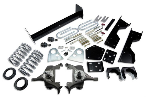 "Dodge Ram 1500Standard Cab 1994-1999 4""-5""/6"" Belltech Lowering Kit"