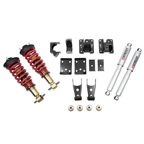 "GMC Sierra 1500 2007-2013 1""-3""/ 4"" Belltech Performance Handling Kit"
