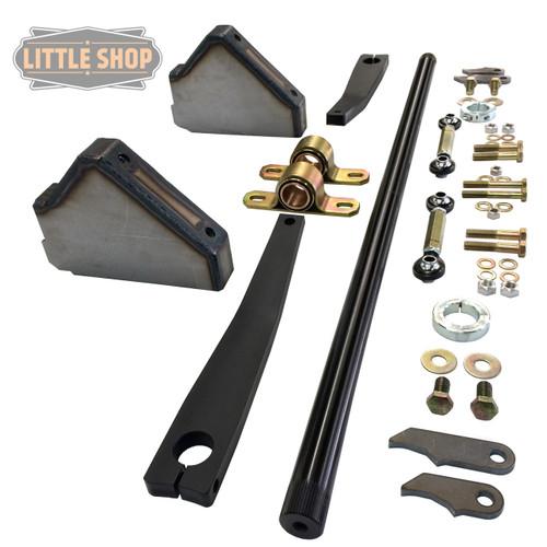 GMC Sierra 1500 2wd 2007-2018 Little Shop Front Splined Anti Sway Bar System
