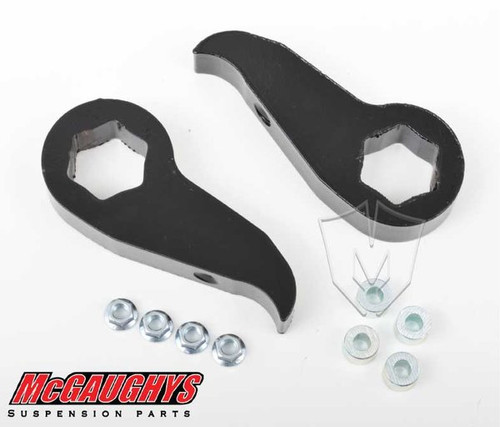 """GM 2500HD/3500HD 2020-2021 McGaughys 2"""" Front Leveling Kit"""