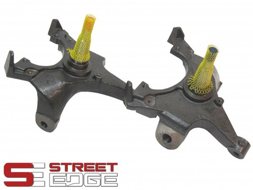 """Chevrolet C2500 1988-1998 Street Edge 2"""" Dropped Spindles"""