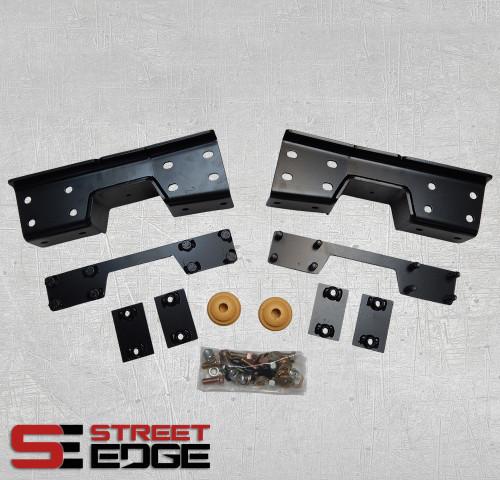 GMC Sierra 1500 2007-2018 Street Edge Rear Frame C-Notch