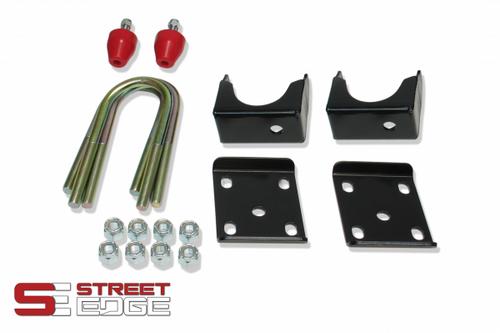 """GMC Sierra 1500 1999-2006 Street Edge Rear 6"""" Drop Axle Flip Kit"""