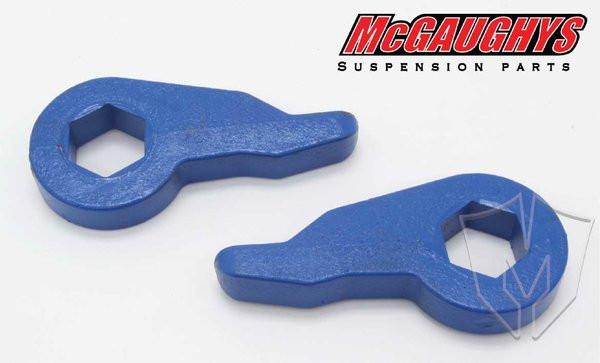 """Chevrolet C1500 Silverado 1988-1998 Front 1""""-2"""" Drop Torsion Keys - McGaughys Part# 33005"""
