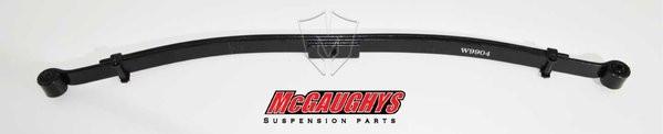 """Chevrolet Silverado 1500 1999-2018 Rear 2"""" Drop Leaf Spring - McGaughys Part# 33046"""