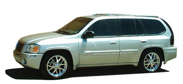 Chevrolet Trailblazer 2002-2009 1.5/3 Economy Drop Kit - McGaughys Part# 33102