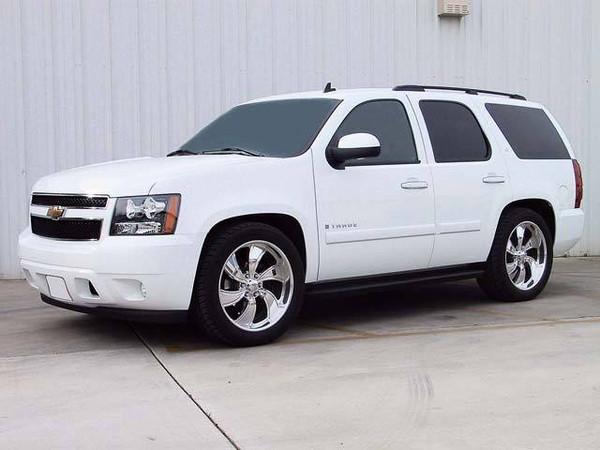 Chevrolet Avalanche 2007-2014 2/3 Economy Drop Kit - McGaughys Part# 34065/34066