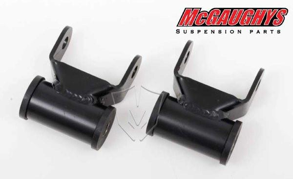"Dodge Ram 1500 2002-2008 Rear 1.5""-2"" Drop Shackles - McGaughys Part# 44002"