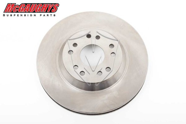 "13"" Disc Brake Rotor; 5x4.75 & 5x5 Bolt Pattern - Driver Side - McGaughys Part# 63144"