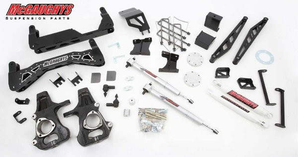 "Chevrolet Silverado 1500 2014-2018 7""-9"" SS McGaughys Lift Kit"