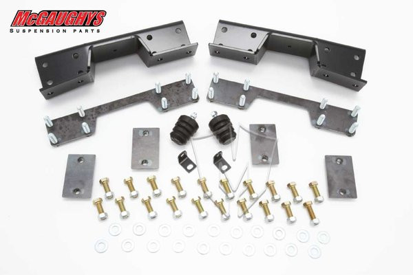 Chevrolet Silverado 1500 2014-2018 Rear Frame C-Notch - McGaughys Part# 34045
