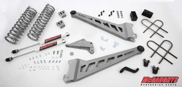 "Dodge Ram 3500 4wd 2013-2019 4"" Premium McGaughys  Lift Kit"