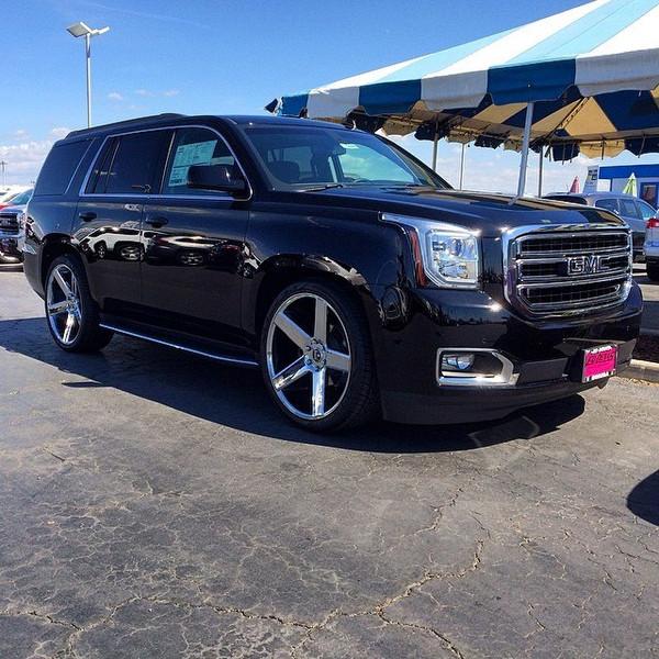 Cadillac Escalade 2015-2019 2/3 Economy Drop Kit - McGaughys Part# 34065/34066