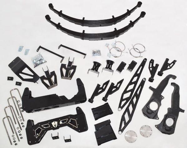 "Chevrolet Silverado 2500HD 2011-2019 10""-12"" McGaughys SS Lift Kit"