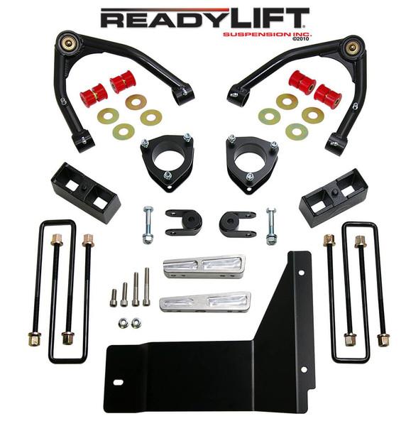 """GMC Sierra 1500 4WD  2007-2013 4"""" SST Lift Kit - Readylift Part# 69-3485"""