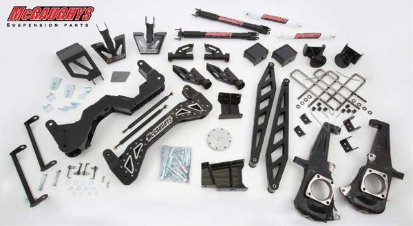 "Chevrolet Silverado 3500HD 2011-2019 7-9"" McGaughys  SS Lift Kit"