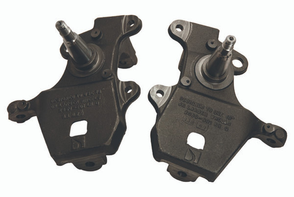 """Ford F-150 1997-2003 Belltech Front 2"""" Drop Spindles"""