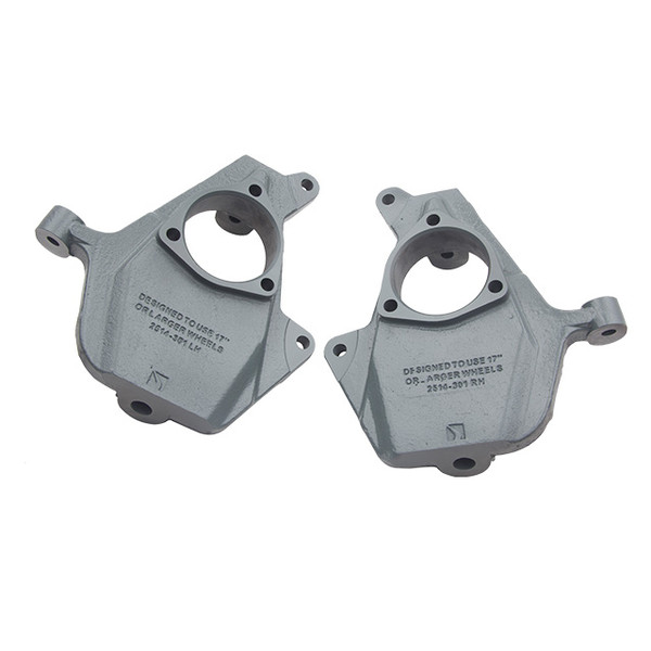"""GMC Yukon 15-19 Belltech Front 2"""" Dropped Spindles"""