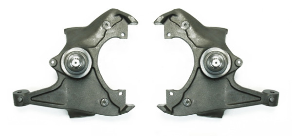"""Chevrolet Silverado C3500 89-00 Belltech Front 3"""" Dropped Spindles"""