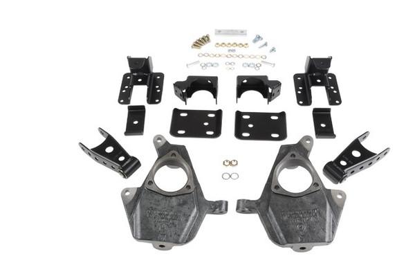 "Chevrolet Silverado 1500 2007-2013 2""/4"" Belltech Lowering Kit"