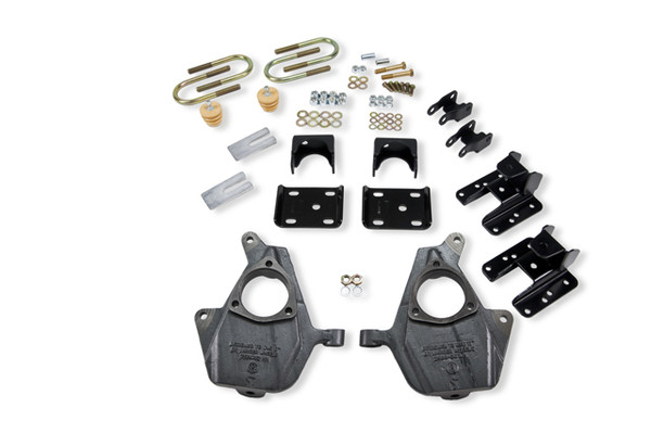 Chevrolet Silverado 1500 1999-2006 2/4  Belltech Lowering Kit