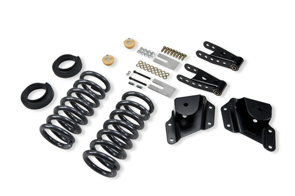 "Chevrolet Silverado 1500 STD Cab 2005-2007 2-3"" / 4"" Belltech Lowering Kit"
