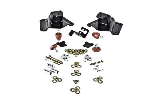 """GMC Suburban 1992-1999 Belltech Rear 2"""" Drop Hangers"""