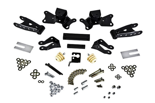 GMC C3500 Sierra 1500 2wd 1997-2000 Belltech Rear Drop Kit