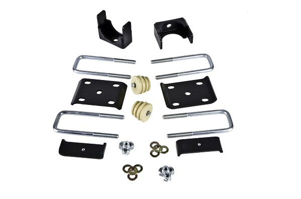 "Nissan Titan Shortbed 2004-2015 Belltech Rear 4"" Drop Axle Flip Kit"