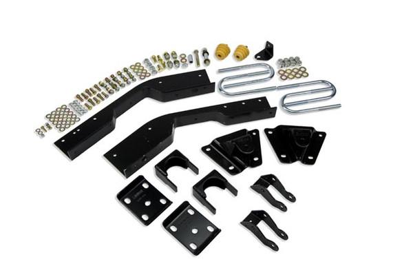 "GMC Suburban 2500 1992-1994 2wd Belltech Rear 7"" Drop Axle Flip Kit"