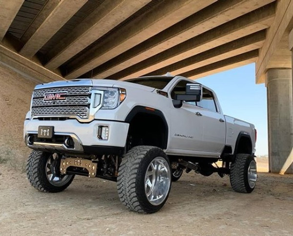 "Chevrolet Silverado 3500HD 2020 - 2021 Full Throttle 10-12"" Lift Kit"