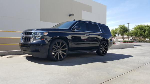 Chevrolet Suburban 2wd 2015-2020 2/3 Deluxe Drop Kit - McGaughys Part# 34213/34214