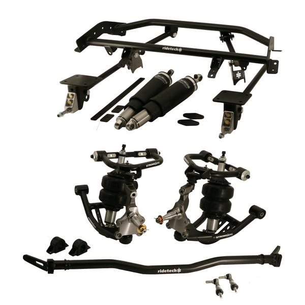 Chevrolet Camaro 1967-1969 Air Suspension System