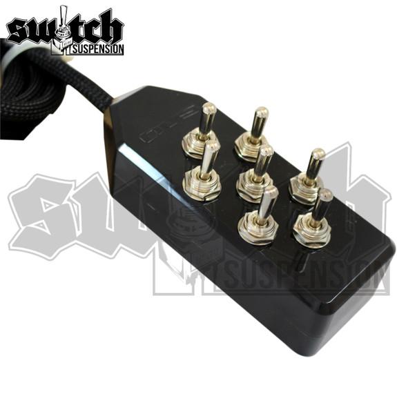 7 Toggle Switch Box