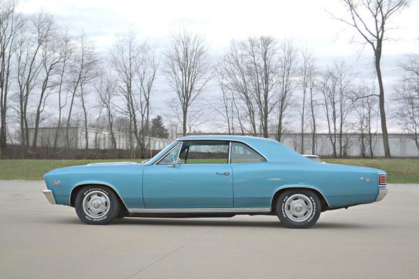 Chevrolet Chevelle 1964-1967 Street Grip Performance Suspension - Ridetech Part# 11235010