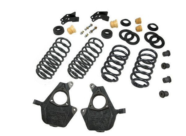 """Cadillac Escalade 2007-2014 Belltech 3"""" or 4""""/3"""" or 4"""" Lowering Kit"""