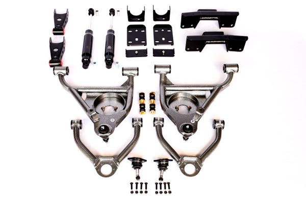Chevrolet Silverado 1500 2wd 1999-2006 IHC Suspension 4/6 Lowering Kit