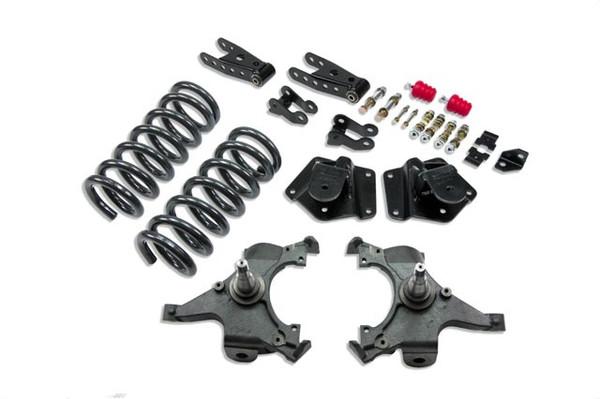 """Chevrolet Tahoe 1995-1999 3""""/4"""" Belltech Lowering Kit"""