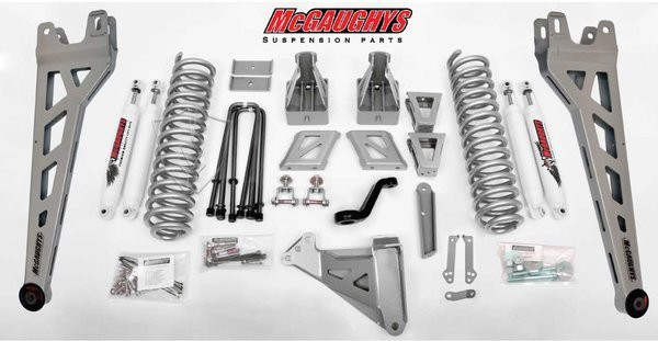 """Ford F-350 4wd 2017-2020 6"""" McGaughys Lift Kit Phase II"""