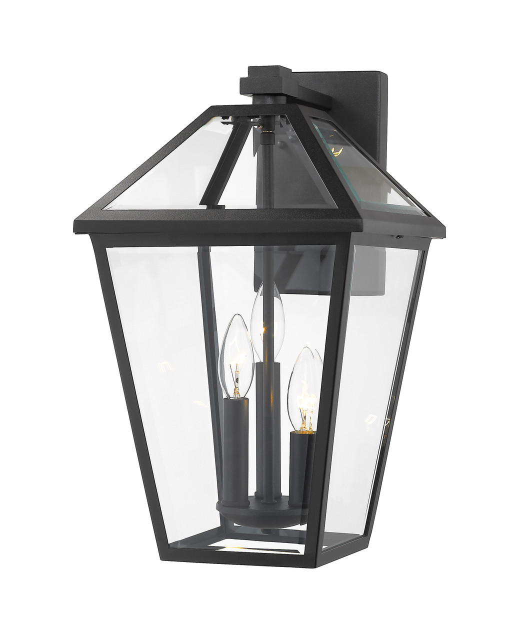 Talbot 3 Light Outdoor Wall Sconce Z Lite
